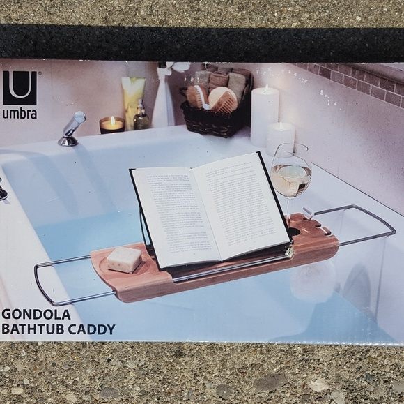 Other | Umbra Gondola Bathtub Caddy | Poshmark